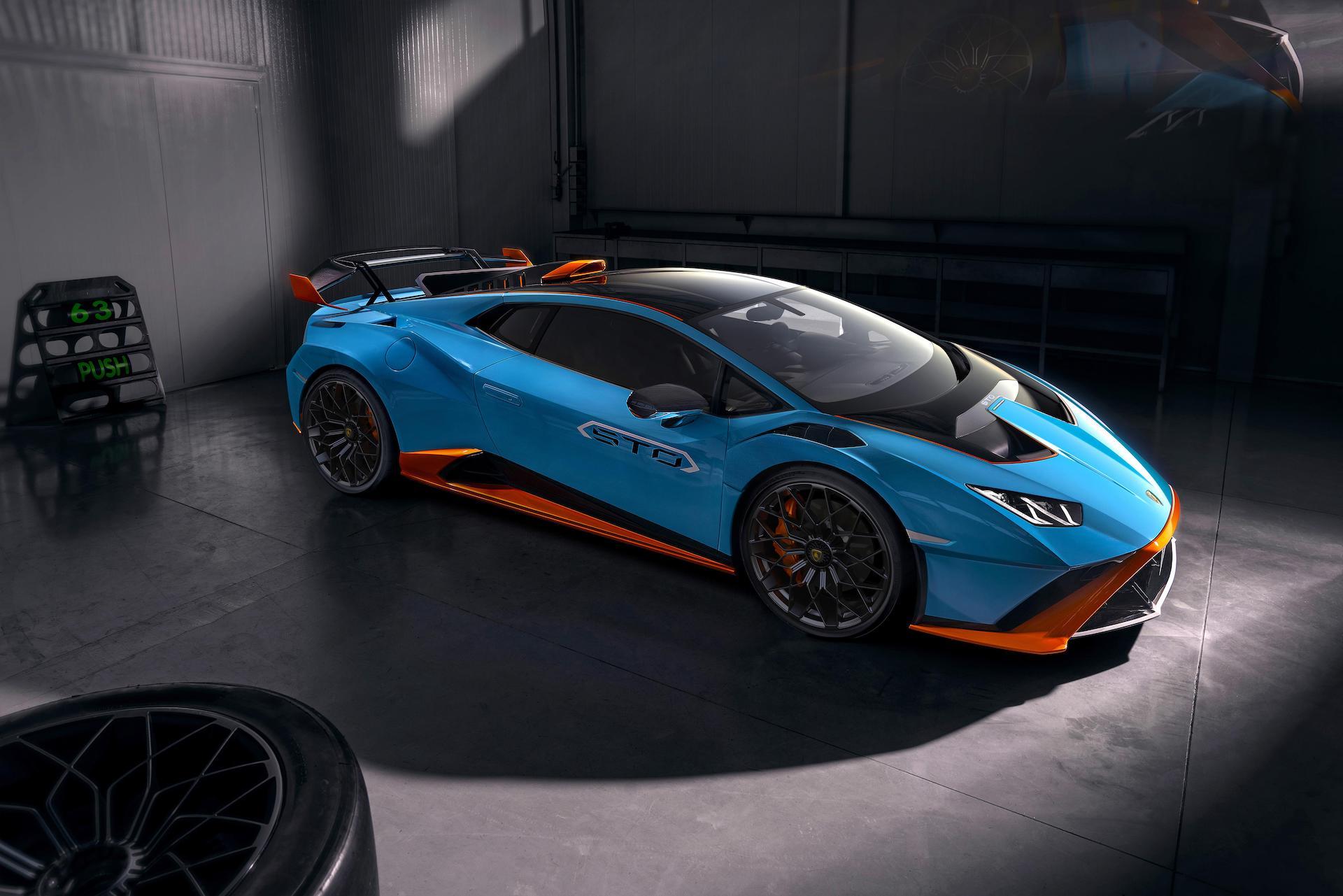 Der neue Lamborghini STO: Die Inkarnation des Squadra Corse-Erbes 4