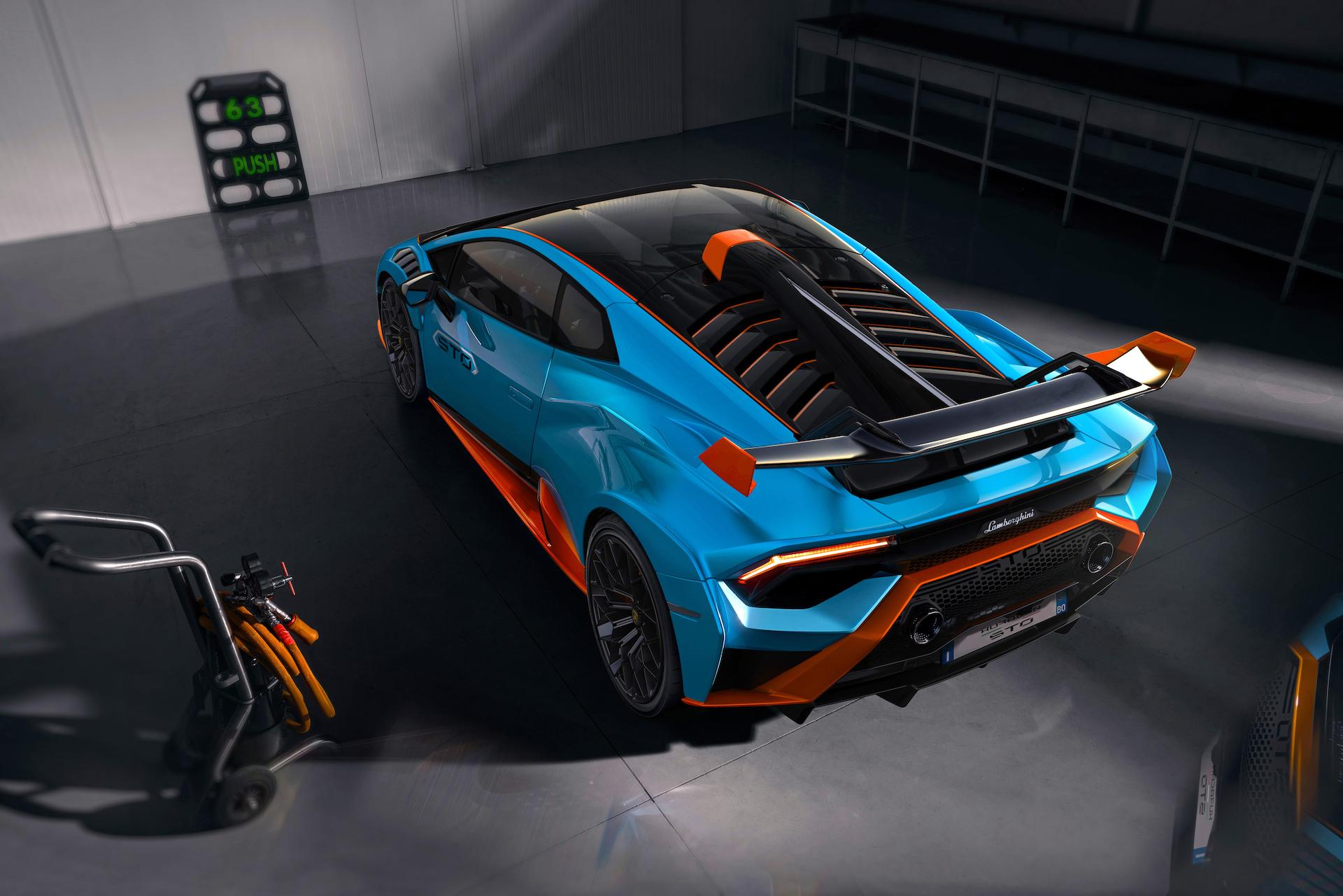 Der neue Lamborghini STO: Die Inkarnation des Squadra Corse-Erbes 5