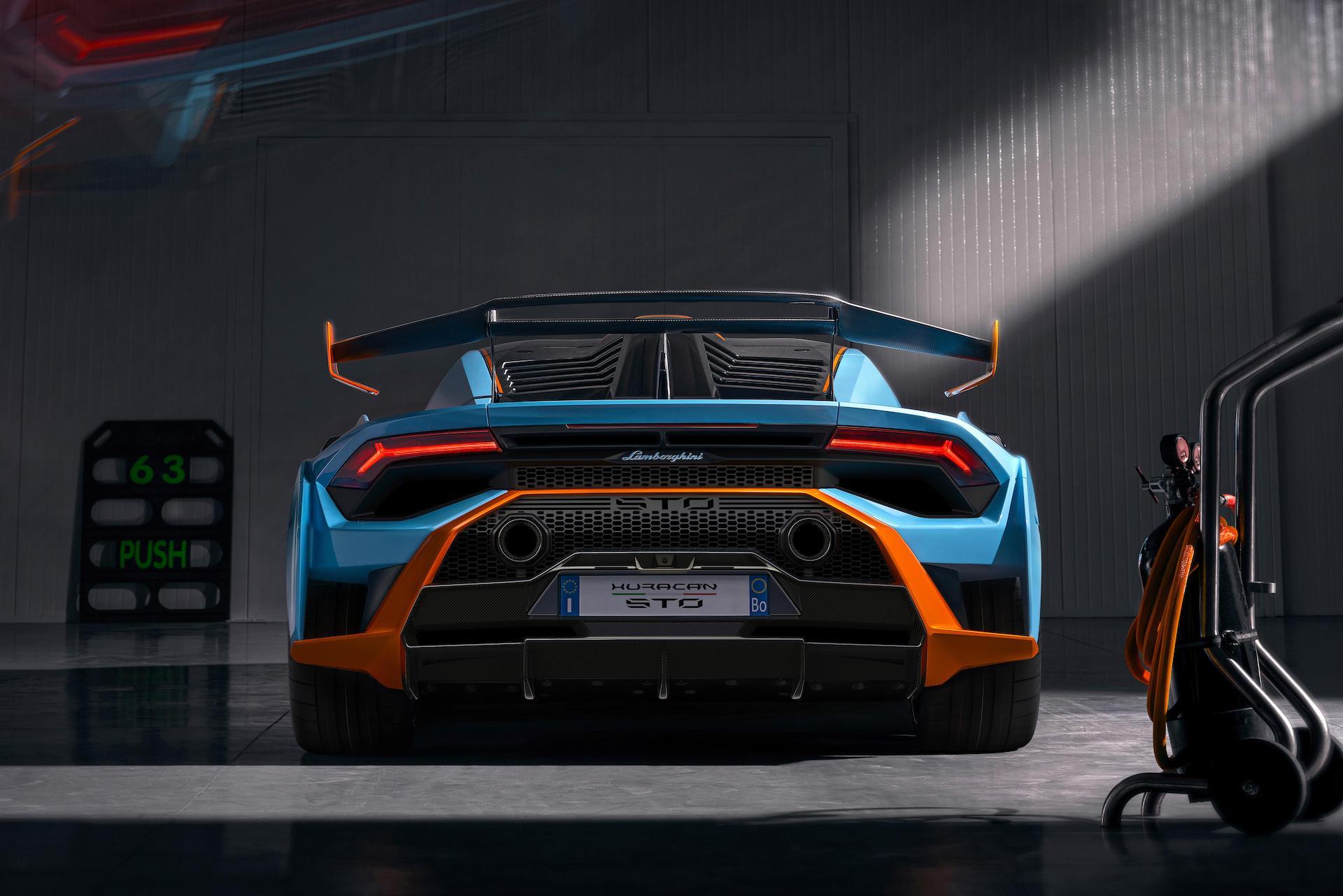 Der neue Lamborghini STO: Die Inkarnation des Squadra Corse-Erbes 2