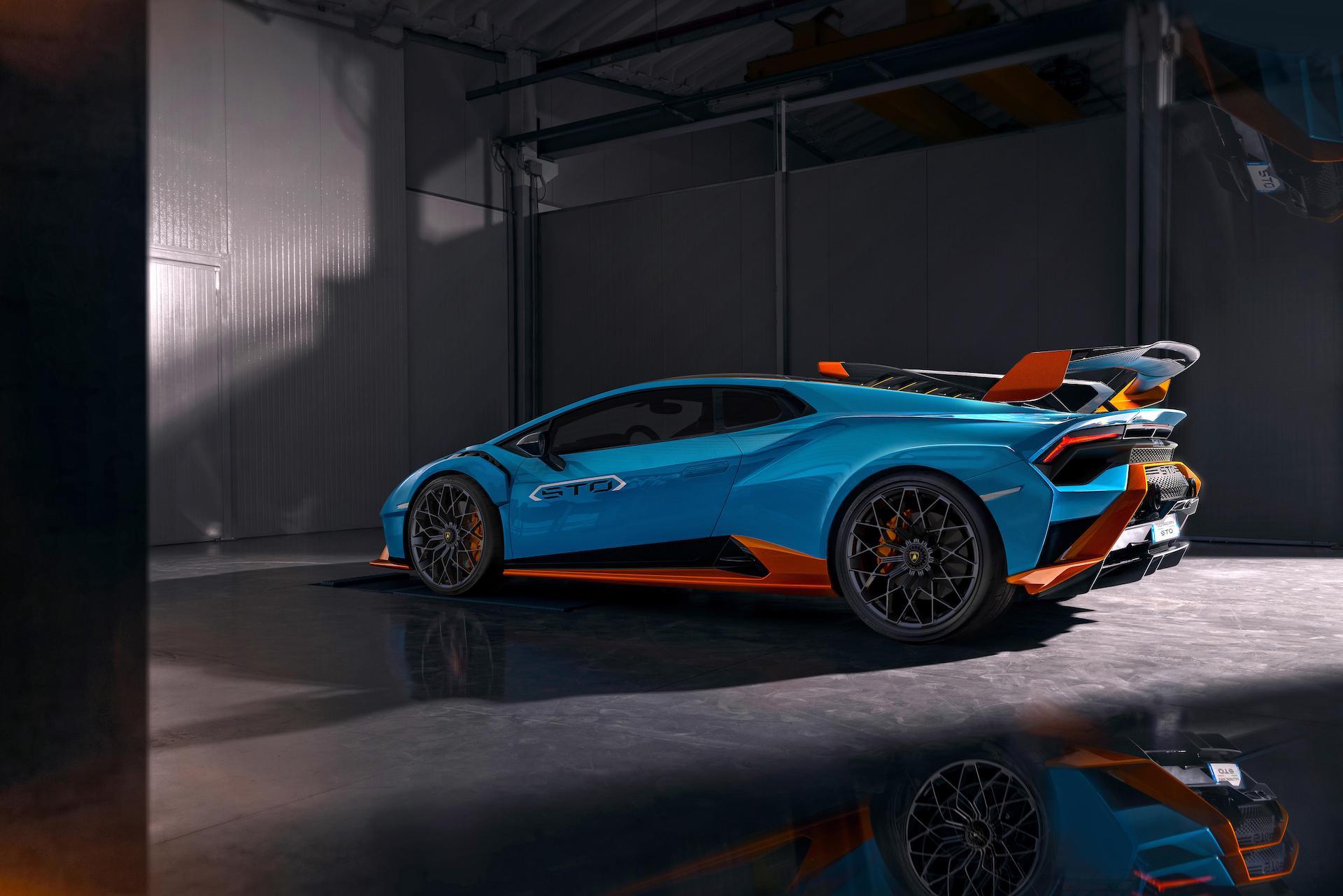 Der neue Lamborghini STO: Die Inkarnation des Squadra Corse-Erbes 6
