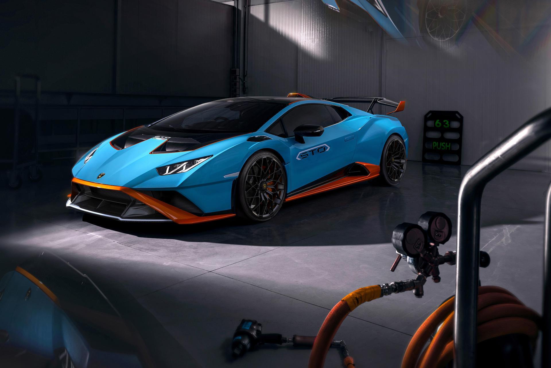 Der neue Lamborghini STO: Die Inkarnation des Squadra Corse-Erbes 7