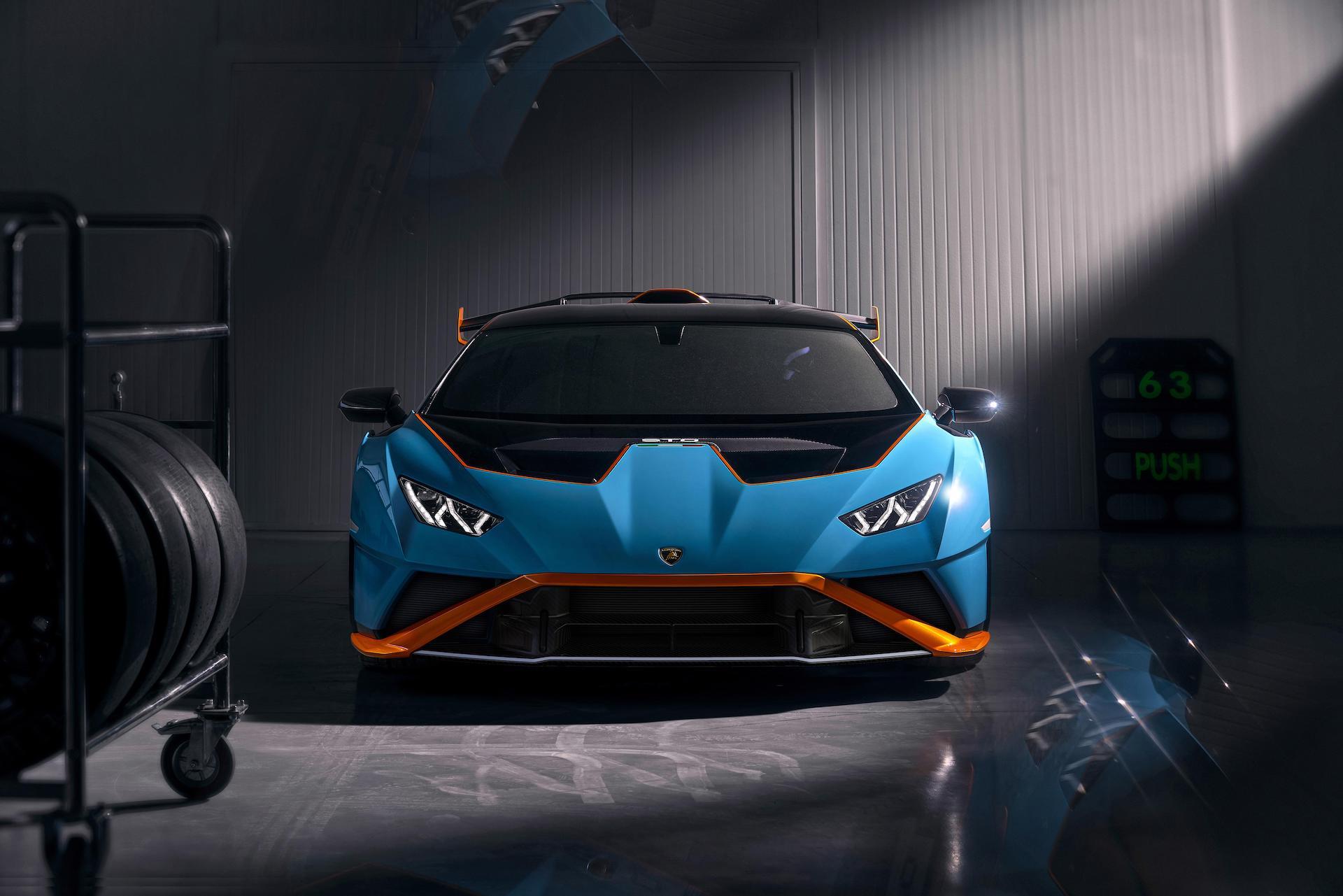 Der neue Lamborghini STO: Die Inkarnation des Squadra Corse-Erbes 1