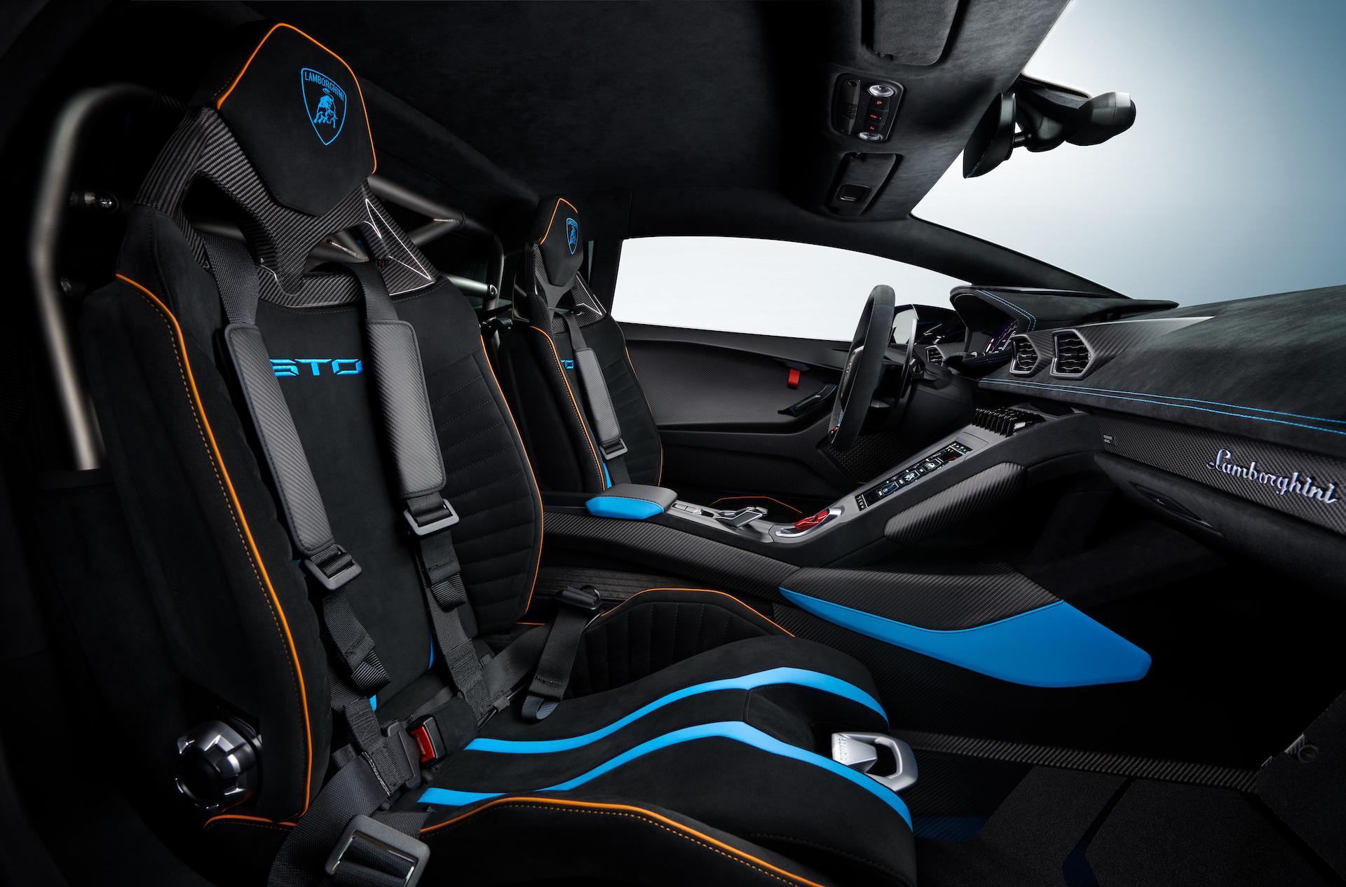 Der neue Lamborghini STO: Die Inkarnation des Squadra Corse-Erbes 12