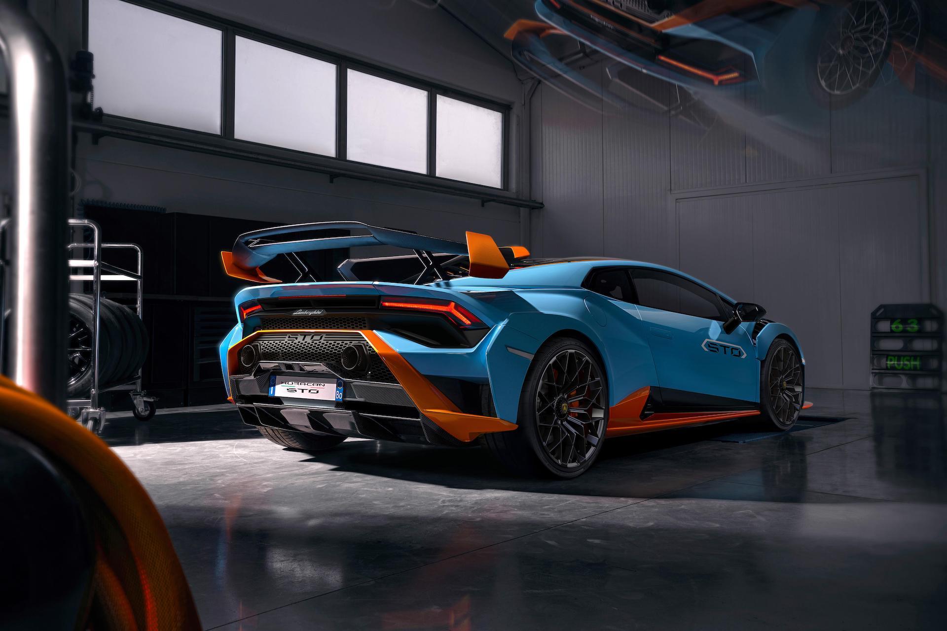 Der neue Lamborghini STO: Die Inkarnation des Squadra Corse-Erbes 13
