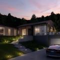 Das Mountain Laurel House: Minimalistischer Luxus im Grünen