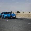 Der Bugatti Chiron Sport in Dubai: Extravaganz trifft Superlativ