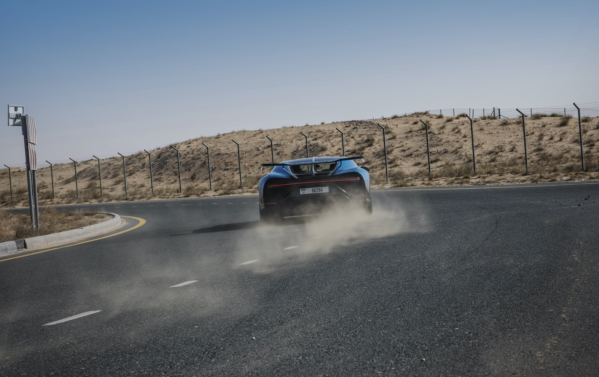 Der Bugatti Chiron Sport in Dubai: Extravaganz trifft Superlativ 3
