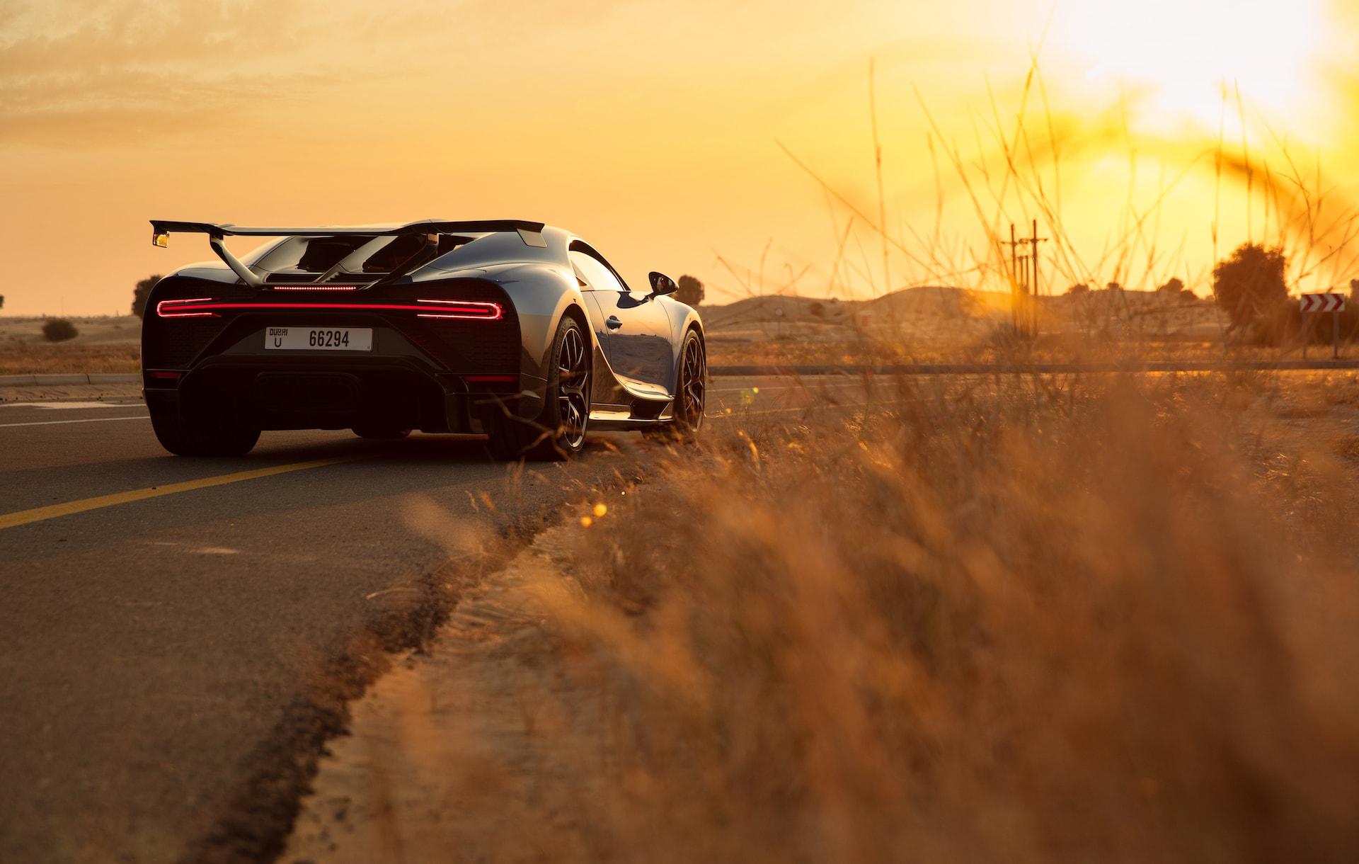 Der Bugatti Chiron Sport in Dubai: Extravaganz trifft Superlativ 5