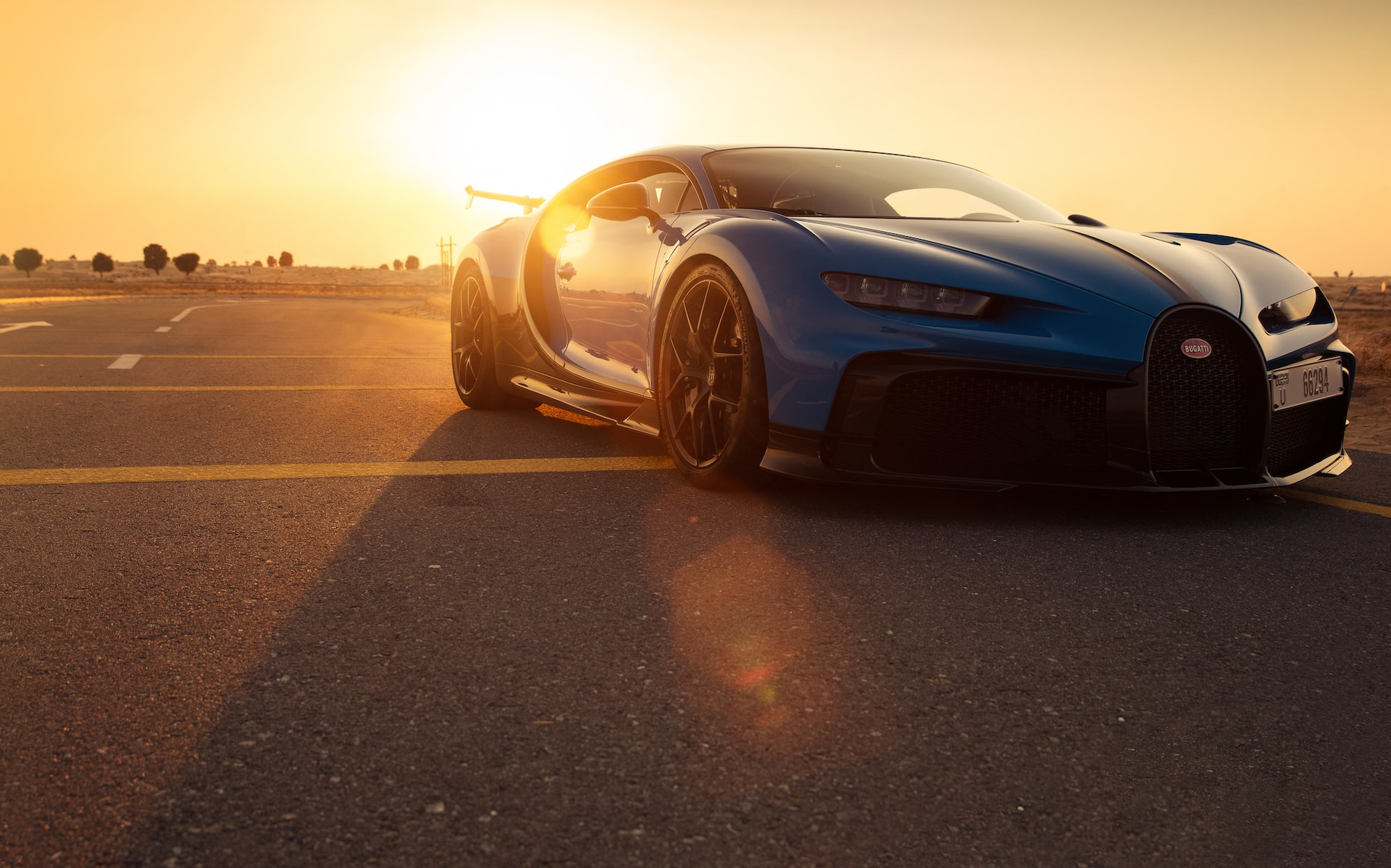 Der Bugatti Chiron Sport in Dubai: Extravaganz trifft Superlativ 4