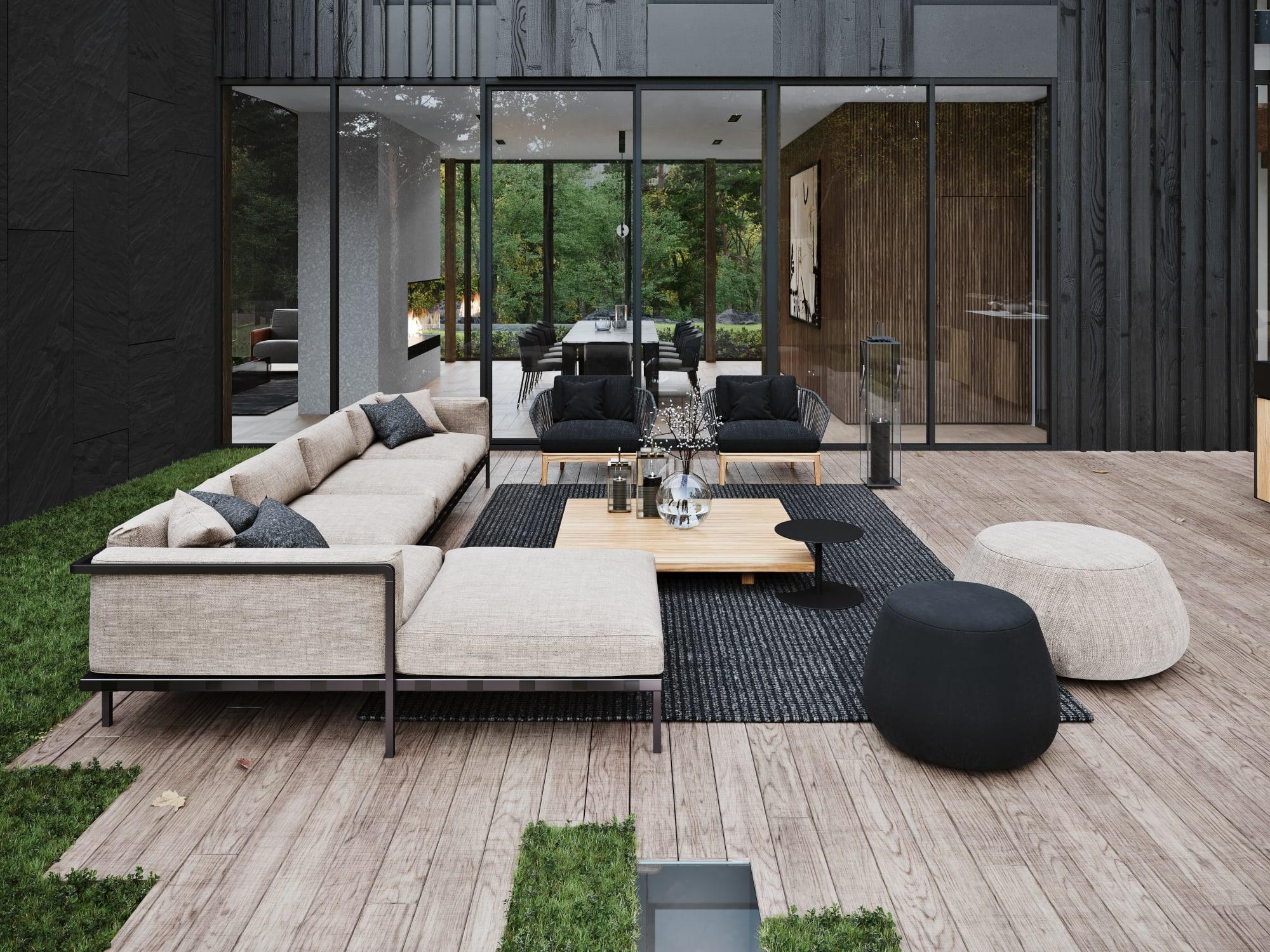 S3 Architectures und Aston Martin präsentieren ein Traumhaus im Bundesstaat New York 6
