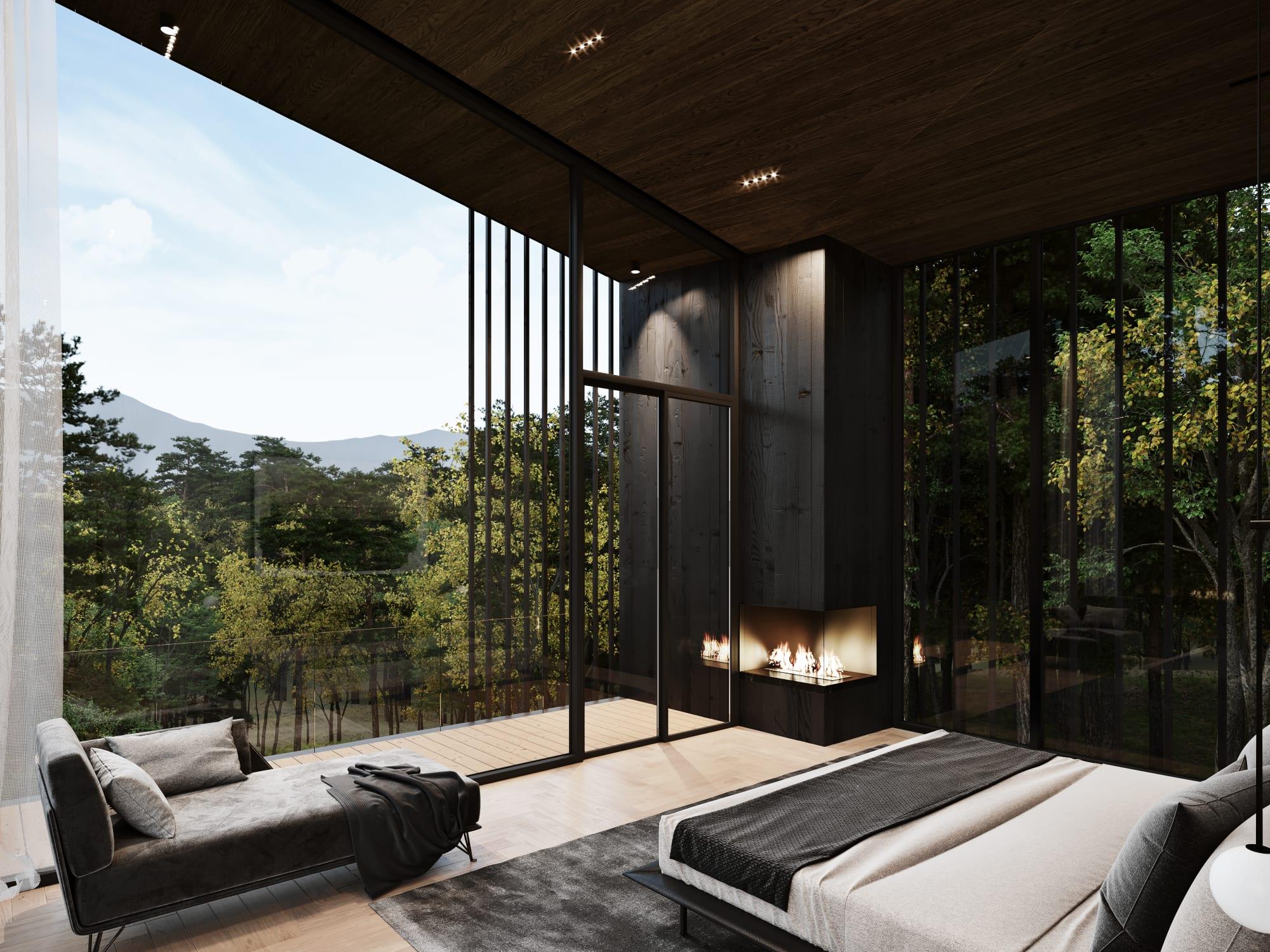 S3 Architectures und Aston Martin präsentieren ein Traumhaus im Bundesstaat New York 16