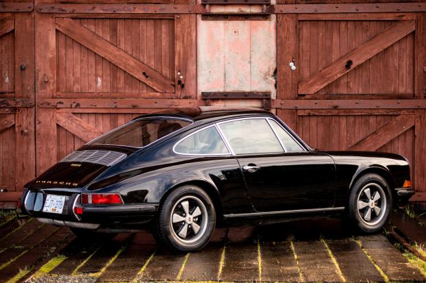 Der Porsche 911 E Coupé: So wertvoll wie ein alter Rotwein, aber deutlich schneller 3