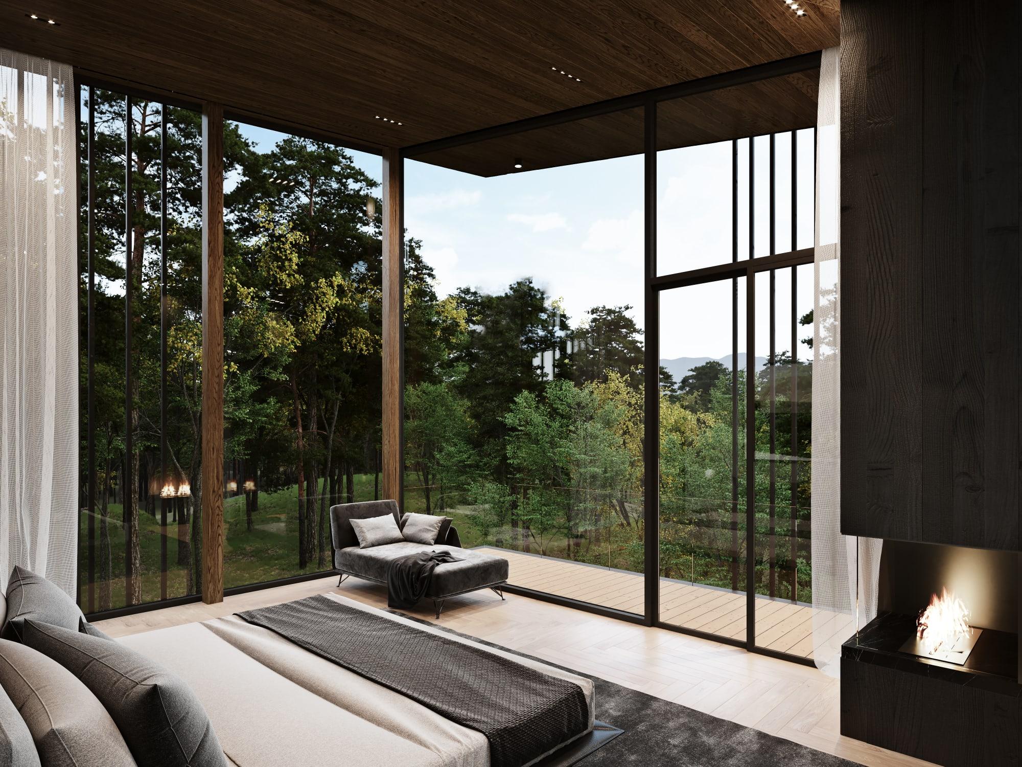 S3 Architectures und Aston Martin präsentieren ein Traumhaus im Bundesstaat New York 17