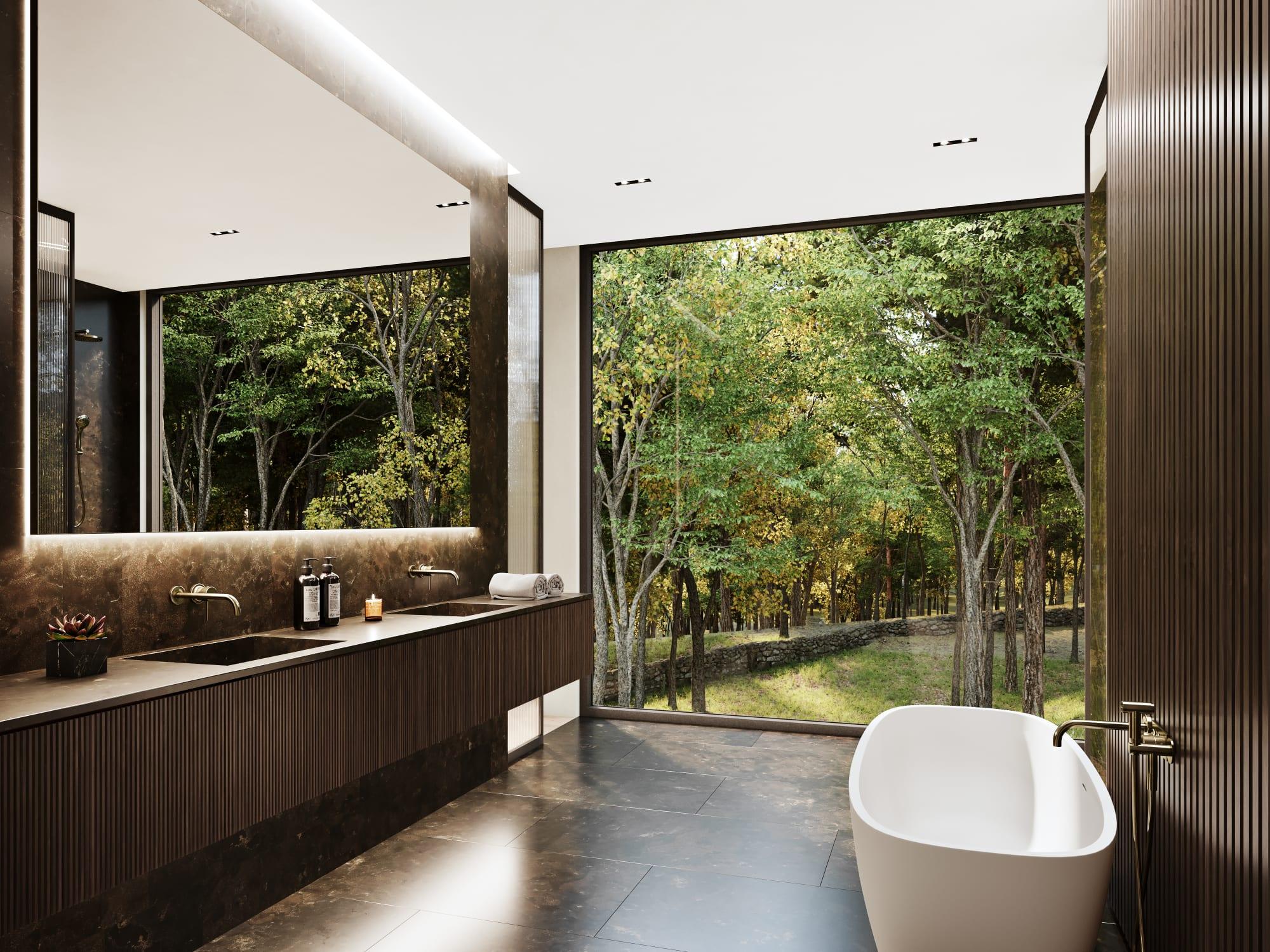 S3 Architectures und Aston Martin präsentieren ein Traumhaus im Bundesstaat New York 18