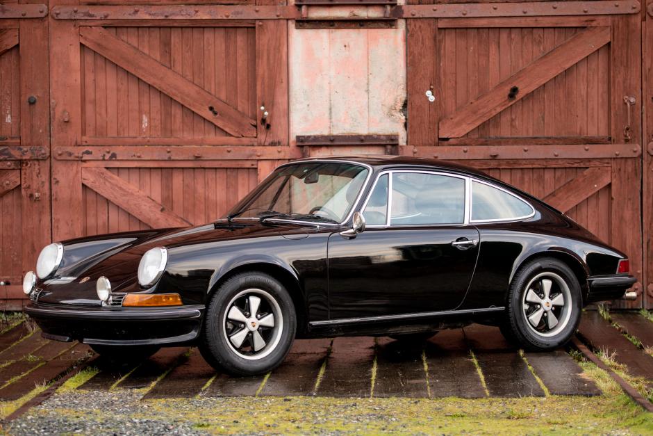 Der Porsche 911 E Coupé: So wertvoll wie ein alter Rotwein, aber deutlich schneller 1