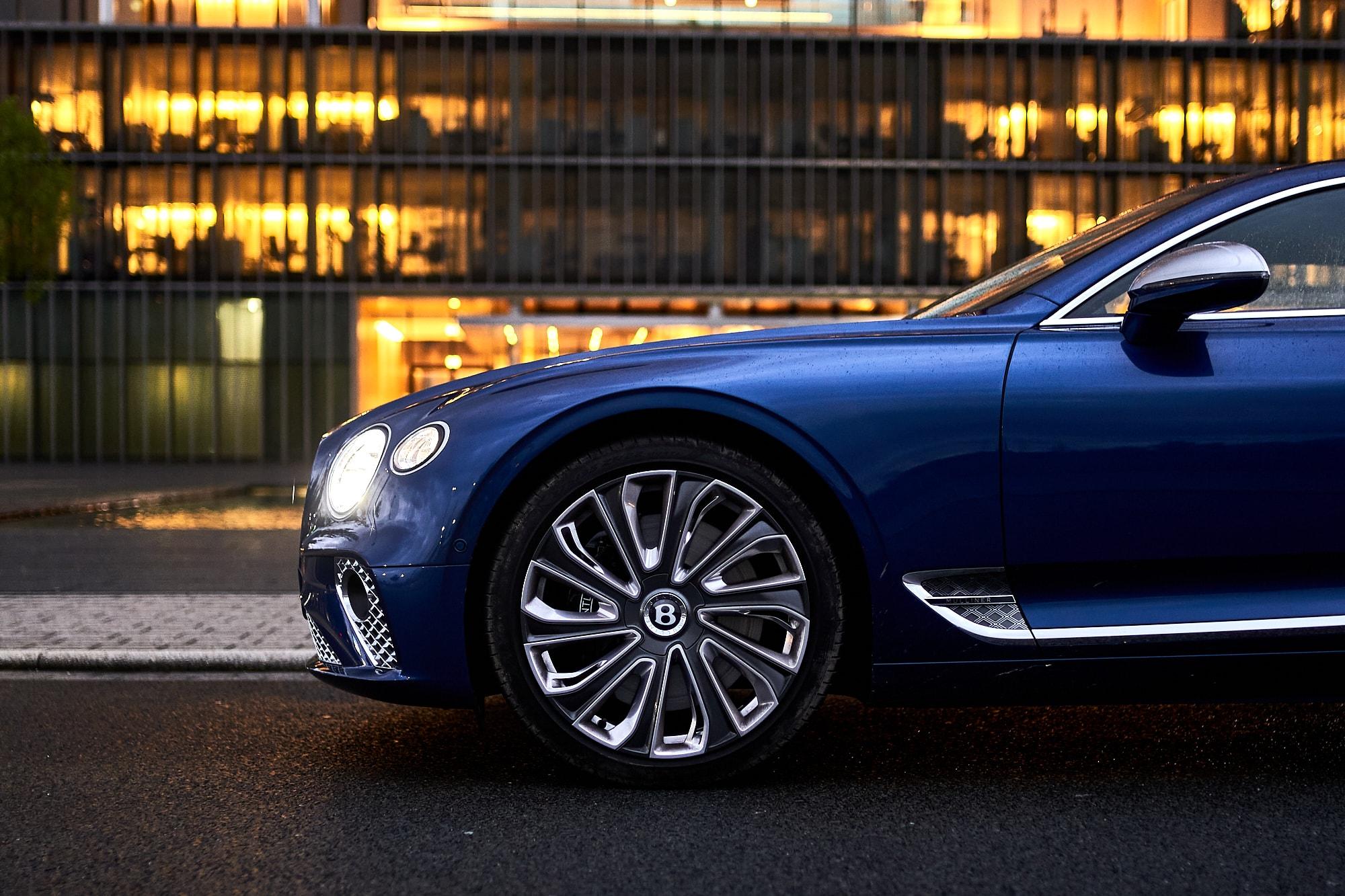 Der Bentley Continental GT Mulliner: Wenn Automobilbau und handwerkliche Präzision zur Kunst verschmelzen 6