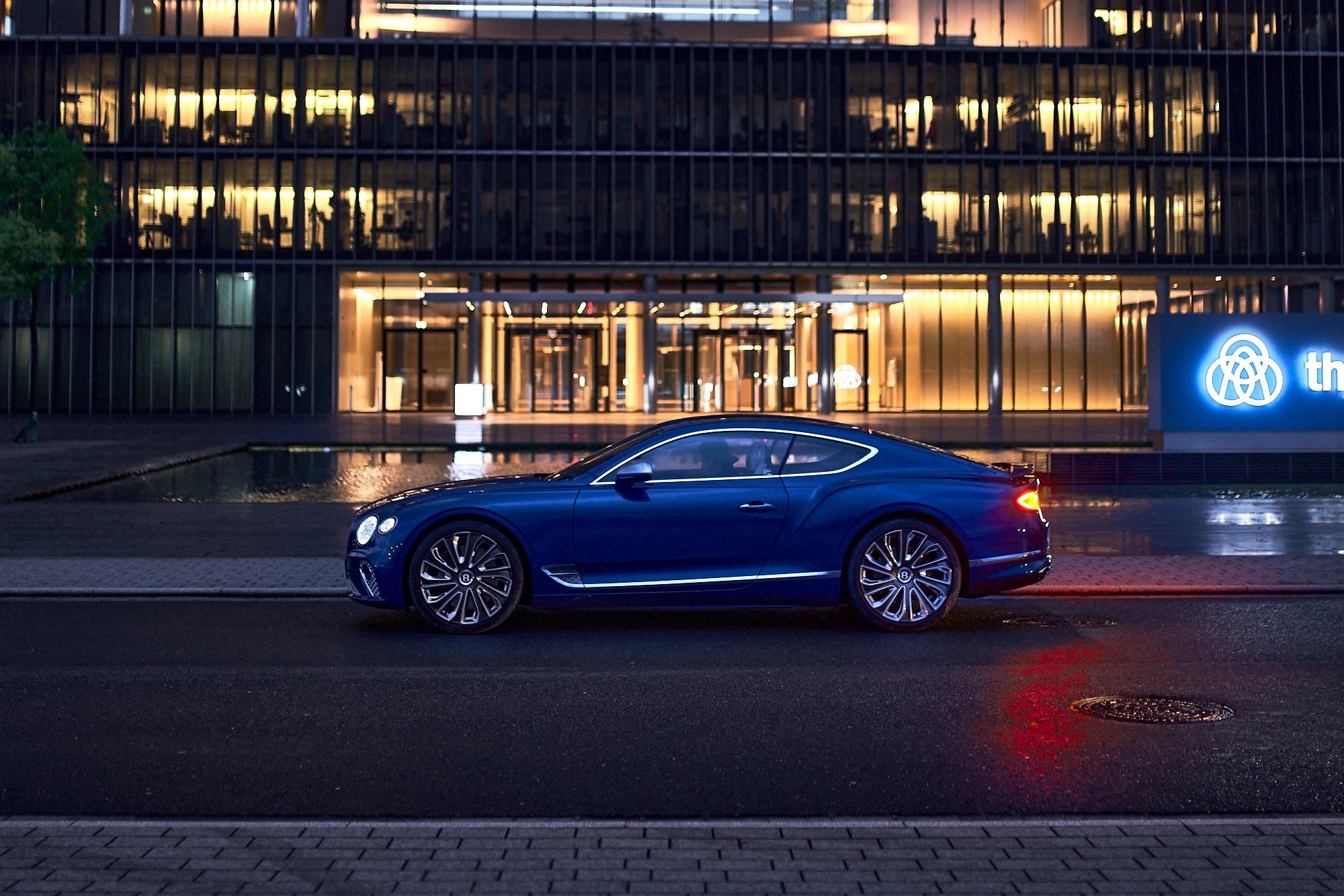 Der Bentley Continental GT Mulliner: Wenn Automobilbau und handwerkliche Präzision zur Kunst verschmelzen 1