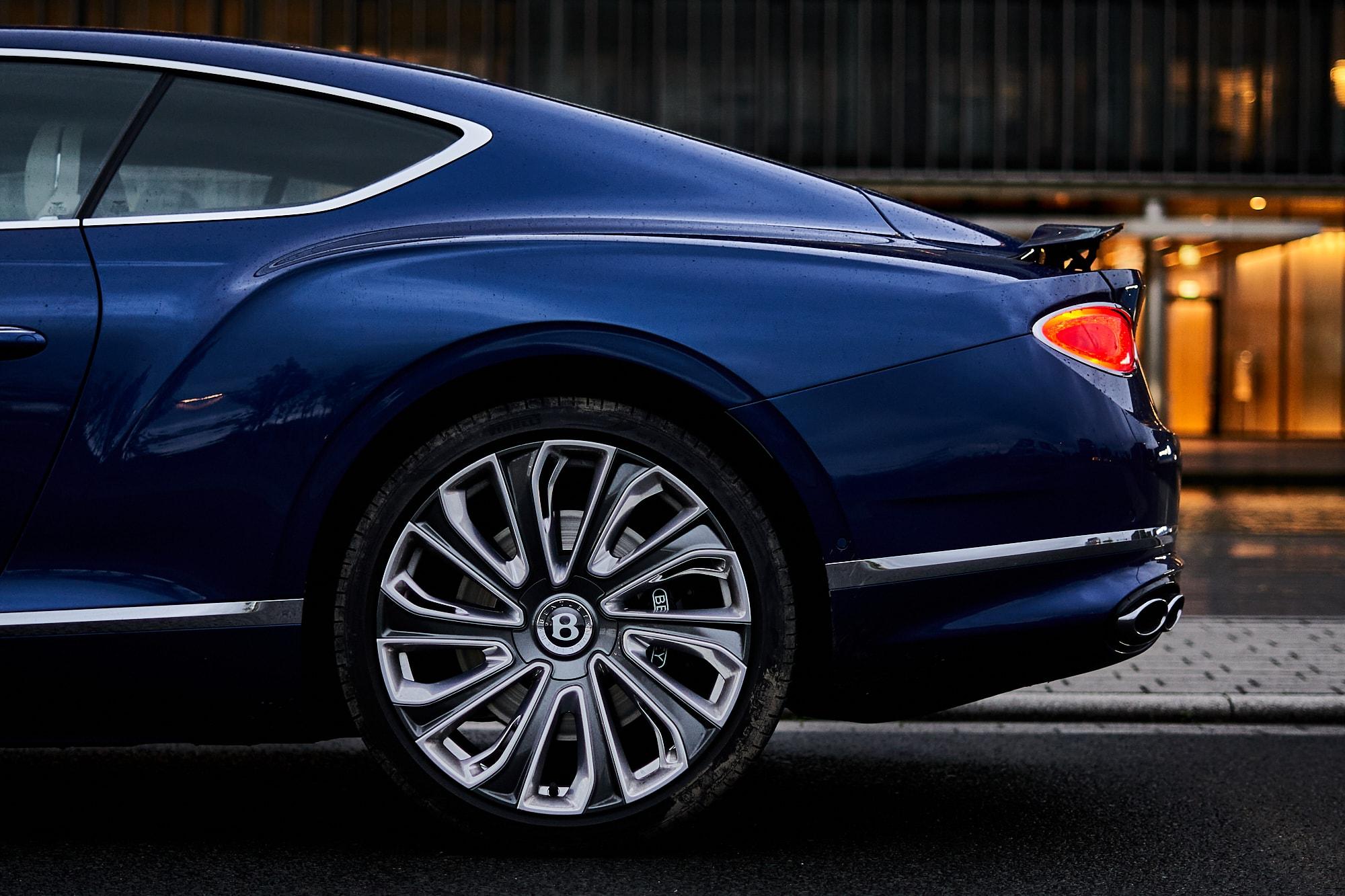 Der Bentley Continental GT Mulliner: Wenn Automobilbau und handwerkliche Präzision zur Kunst verschmelzen 4