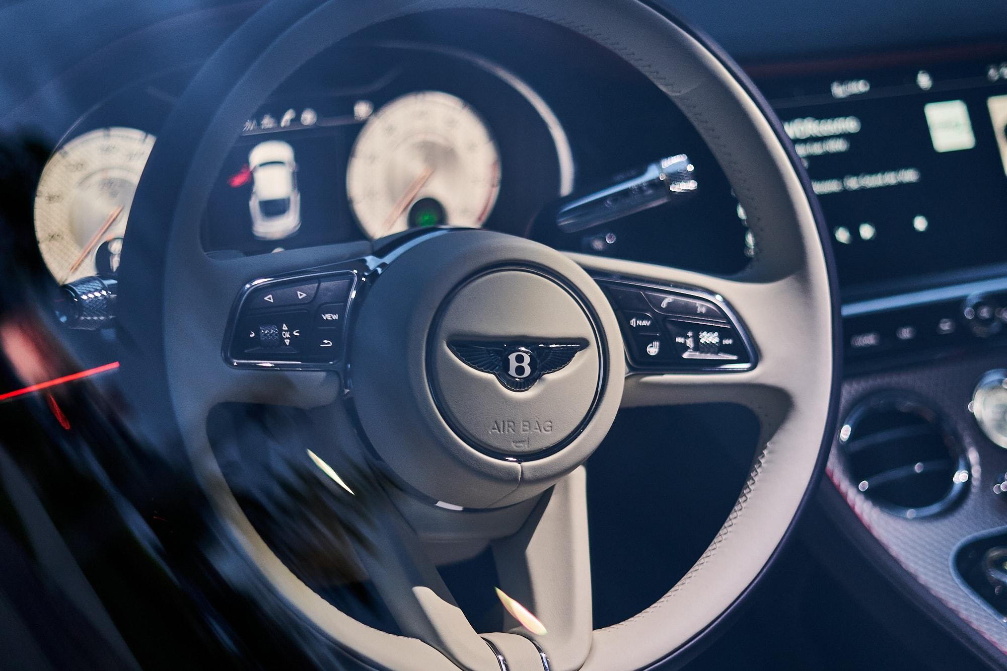 Der Bentley Continental GT Mulliner: Wenn Automobilbau und handwerkliche Präzision zur Kunst verschmelzen 2